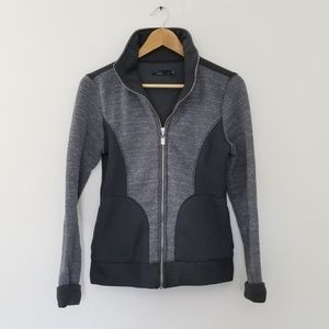 Prana Zip Up Sweater / Jacket Medium